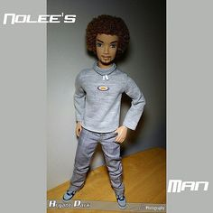 Nolee Harajuku : I  his #Afropuffs  #MyScene #barbie #artistry #toyartistry_elite enjoy! | Flickr - Photo Sharing!