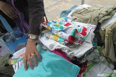 Kleidertauschparty: Mit abgelegten Schätzen anderen eine Freude machen und die Geradobe mit neuer Vielfalt bestücken.
