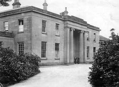 Landed families of Britain and Ireland: Adderley of Hams Hall and Fillongley Hall, Barons Norton English Architecture, Amazing Architecture, Country Farmhouse, Country Houses, House Landscape, Country Estate, Isle Of Wight, Classic House, Britain