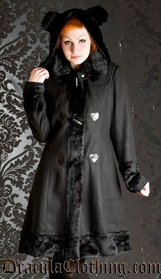 #Goth $204 from www.draculaclothing.com