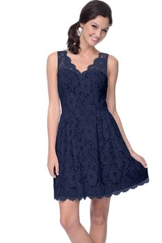 Shop Weddington Way Bridesmaid Dress - Olivia in Lace at Weddington Way. Find the perfect made-to-order bridesmaid dresses for your bridal party in your favorite color, style and fabric at Weddington Way.