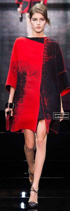 Armani Privé Haute Couture Fall Winter 2014-15