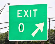 Exit Zero. It begins here.