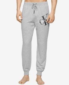 CALVIN KLEIN Calvin Klein Men'S Ck Origins Lounge Jogger Pants. #calvinklein #cloth # pajamas, robes