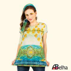 Camiseta As Férias de Van Gogh - ABelha Atelier