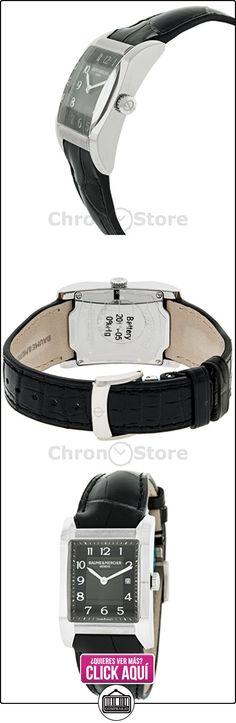 Reloj de pulsera BAUME&MERCIER MOA10019  ✿ Relojes para mujer - (Lujo) ✿ ▬► Ver oferta: http://comprar.io/goto/B00CF031FE