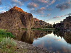 Cathedral Rock, Eastern Oregon