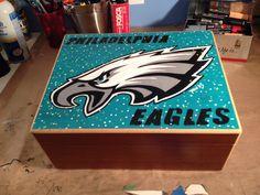 Philadelphia Eagles Humidor