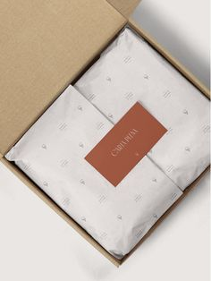 Carta Plena Custom Brand and Web Design by Viola Hill Studio Food Packaging Design, Packaging Design Inspiration, Brand Packaging, Branding Design, Custom Packaging, Packaging Ideas, Clothing Packaging, Fashion Packaging, E Commerce
