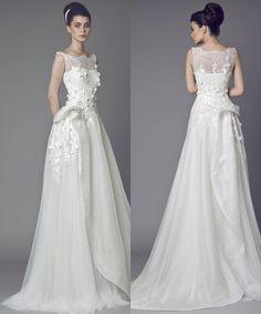 Tony Ward Wedding Dresses 2015 Collection - MODwedding