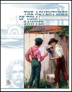 Adventures of Tom Sawyer Comprehension Guide