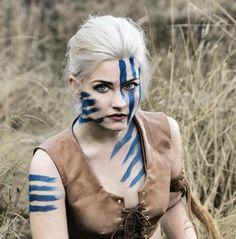 Tribal warpaint