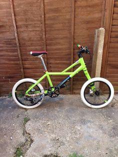 Cannondale Hooligan Berserka Green Best Colour Lefty Fork | eBay