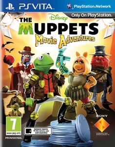 Is Disney's The Muppets Movie Adventures out now for PSVITA worth picking up? Read on below to find out!