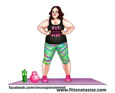 Fit is not a size!!!