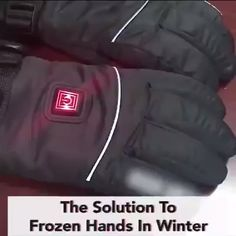 Heated Gloves Electric Winter Warm Gloves 3 Levels Temperature Control Hand Warmer In 2020 Heated Gloves Warm Gloves Warmest Winter Gloves