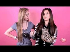 OMG Shoes! Megan and Liz on shoes http://www.youtube.com/watch?v=gFaPV_3XoUY&feature=plcp&context=C36893d5UDOEgsToPDskJuDRrT7YV3Ohr_TsppzVAJ