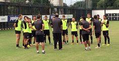 BotafogoDePrimeira: Gegê e Carli treinam e devem voltar ao Bota contra...