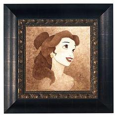 Belle Portrait Limited-Edition Giclée