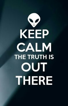 the truth is...X Files The Truth Is Out There Wallpaper