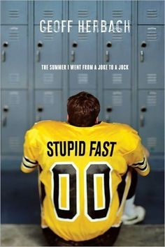 Stupid Fast by Geoff Herbach – When Felton Reinstein has a massive growth spurt turning him from a small bullied boy into a powerful athlete, his world changes and he finally gains the courage to face his family's past and problems. (311 pages, Lexile: 670)