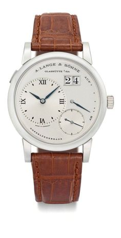 Lange 1 in stainless steel