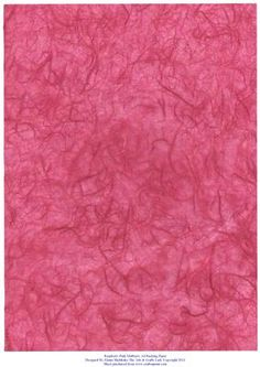 Raspberry Pink Mulberry Effect A4 Backing Paper on Craftsuprint designed by Elaine Sheldrake - Perfect for matting and layering cards and also for scrapbooking - Now available for download!
