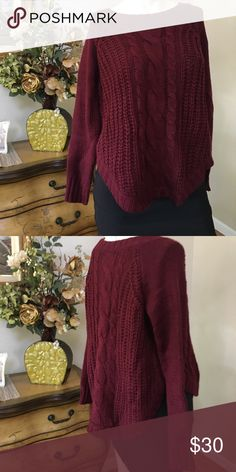 Rumor boutique sweater New with tags LF Sweaters