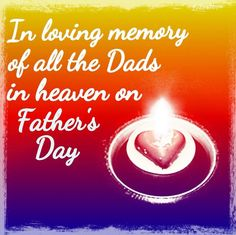 Fathers Day in Heaven