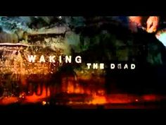 Motion Graphics : Waking the Dead - Title Sequence
