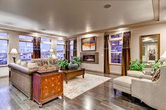 The Boulderado living room