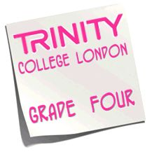 Blog rich in materials for Trinity exams