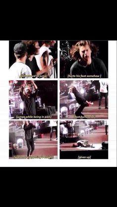 Hahaahah oh Harry