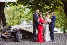 AdelinaandVali ~ Fotografii de Nunta Nasa, Antique Cars, Vintage Cars