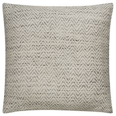 Jaipur Peykan Gardenia & Fog Throw Pillow