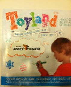 2013 Christmas/Holiday Fleet Farm Toy Catalog~Making Wishes Come True Since 1957 - Other Toy Catalogs, Farm Toys, Wish Come True, Retro Toys, The Ordinary, Everything, Christmas Holidays, Retro Vintage, Christmas Vacation