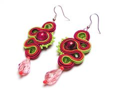 Sutasz-Anka: Sandía - earrings