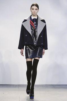 Tanya Taylor Ready To Wear Fall Winter 2015 New York