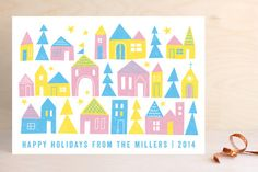 Non-Photo Holiday Cards | Minted