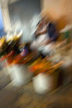 Цветочница.Осень. 2007. - Фотограф Александр Слюсарев