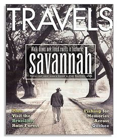 Travels cover.