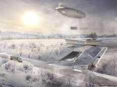 """O25′s """"Future Logistics Building"""" Wins Second in Prologis 2030 Competition"""