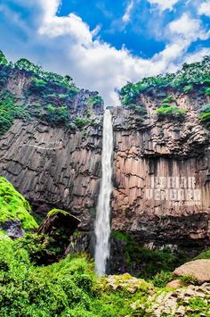 Jumatan  Falls in .Tepic Nayarit,Mexico...