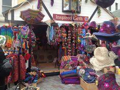 Tienda de Inspired Hearth...encantadora!!! www.quantikblog.com