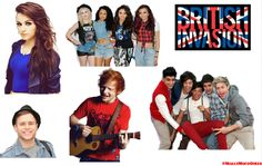 I'm moving to freaking Great Brittian. They have all the best people. (Cher. Olly. 1D. ect)