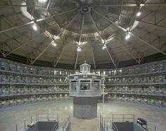 David Leventi: F-House#1, Stateville Correctional Center, Illinois