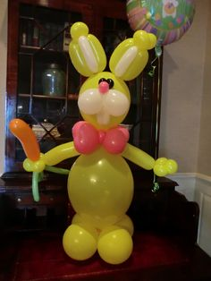 balloon decor easter - Google Search