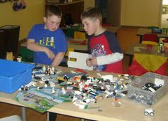 Lego Programs that qualify for childrens art tax credit!