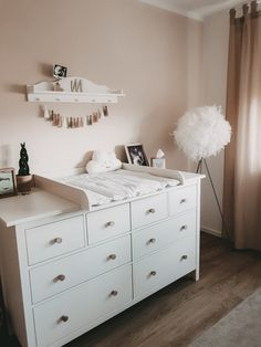 Baby Boy Rooms, Baby Room, Dresser As Nightstand, New Baby Products, Ikea, Arch, Pregnancy, Table, Furniture