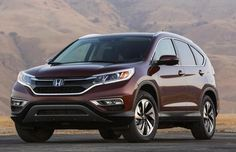 HONDA CRV 2015. This is what I need to get around.